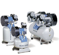 DENTAL Series - Oil-free Reciprocating Compressors