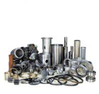 Oil-free compressor parts